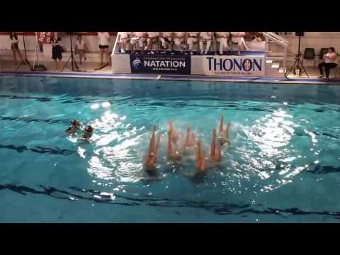 2017 France Junior N1 - Combo - Colomiers Nat Synchro