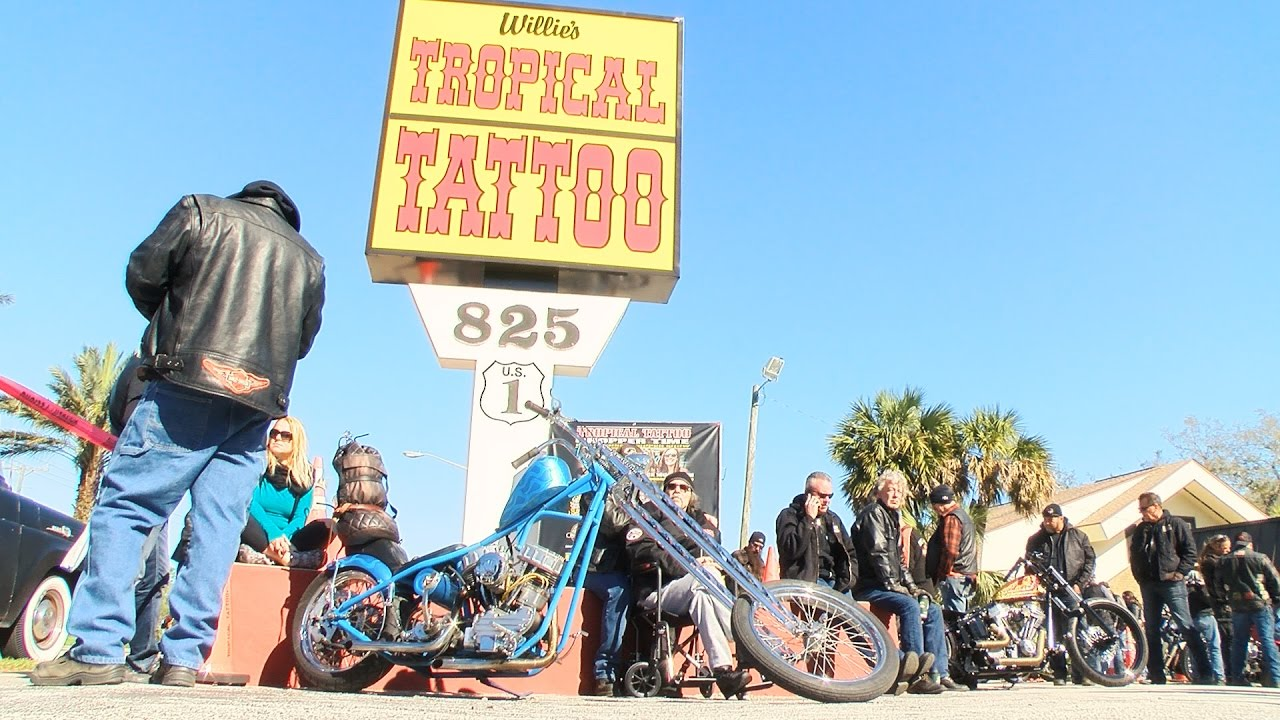 Daytona Beach Tattoos | Ormond Beach | Tropical Tattoo