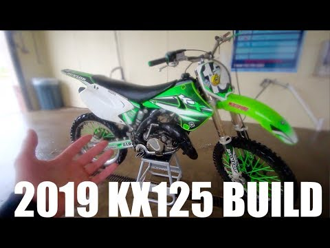 FOUND ANOTHER KX125    2019 KX125 Build