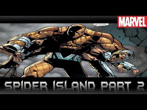 วิวัฒนาการเกาะแห่งแมงมุม Spider Island Part 2 - Comic World Daily