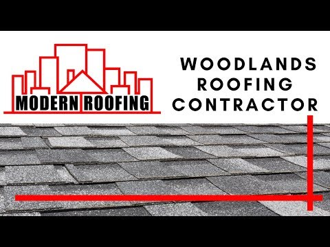 The Woodlands Roofing Contractor