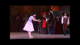 Natalia Osipova - Giselle Mad Scene
