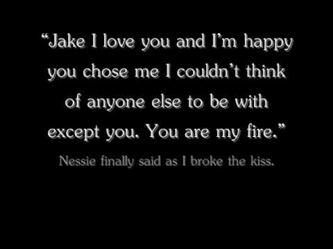 Jacob and Renesmee Love Story: Fire Hits Ice Eppi 3