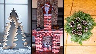 30 Ideias de Natal Para Decorar sua Casa