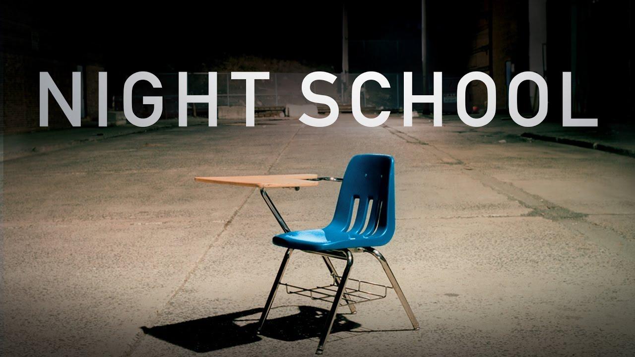 Night School Official Trailer Oscilloscope Laboratories