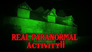 OMG!!! Real poltergeist activity captured on camera!! You will not believe what we captured!!!