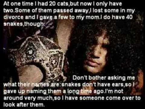 ~A day in the life of SLASH ~ (interview)