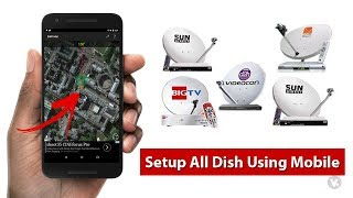 How to Setup All DTH Dish TV Using Android App 2017