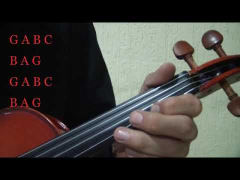 Viola Tutorial How Great is our God
