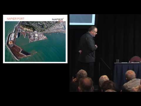 2014 Harvest & Beyond Conference - Andy Locke (Aligning Port Infrastructure)