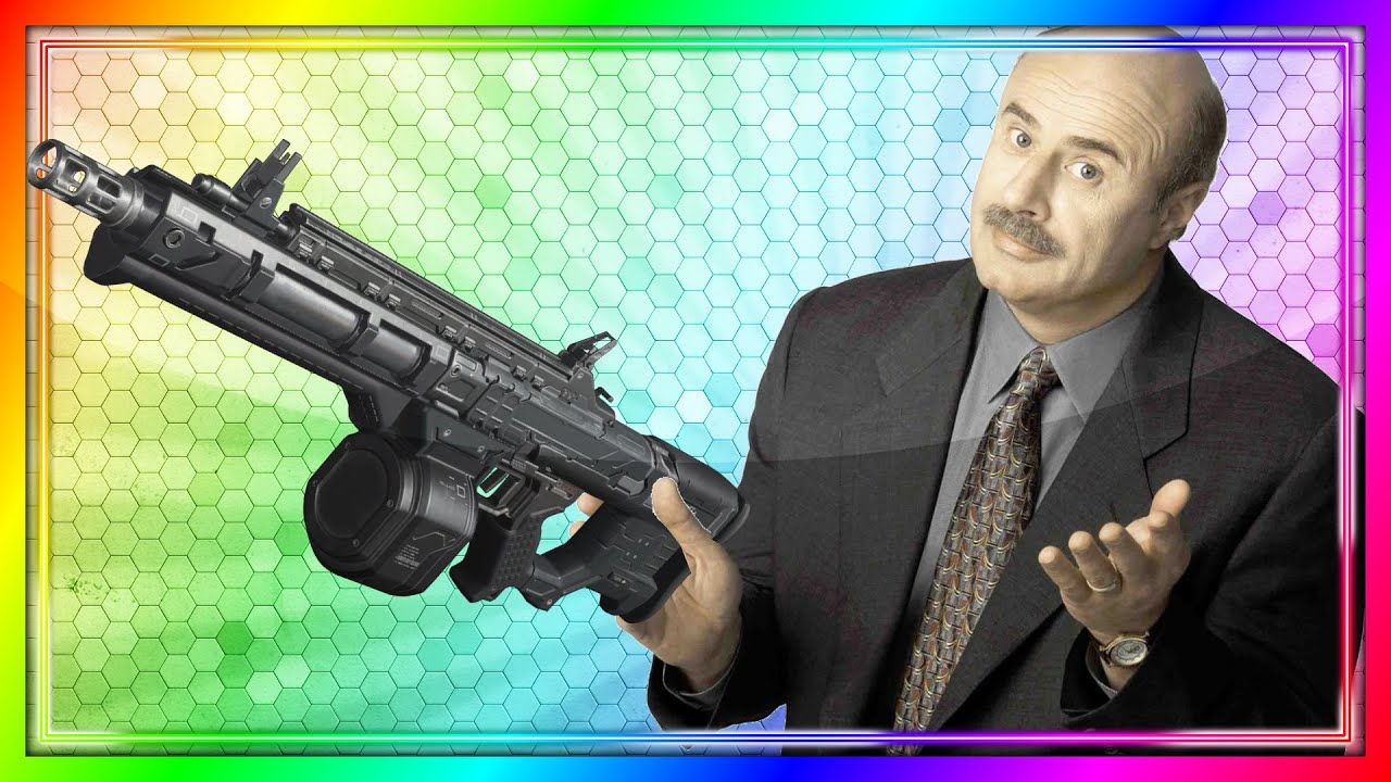 Black Ops 3   Dr. Phil Discusses the Haymaker - YouTube