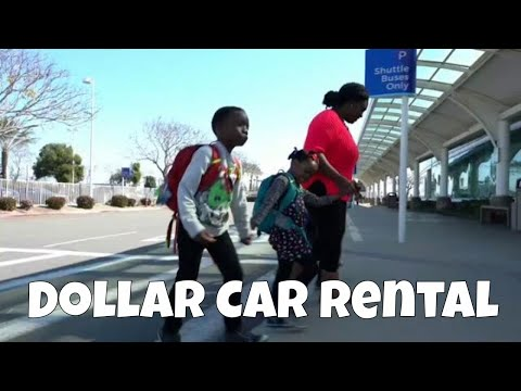 Dollar Car Rental - Road Trip Los Angeles To Las Vegas