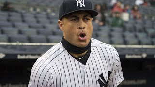 Giancarlo Stanton Welcomed With BOOs At Yankee Stadium After Worst Game Of His Career!