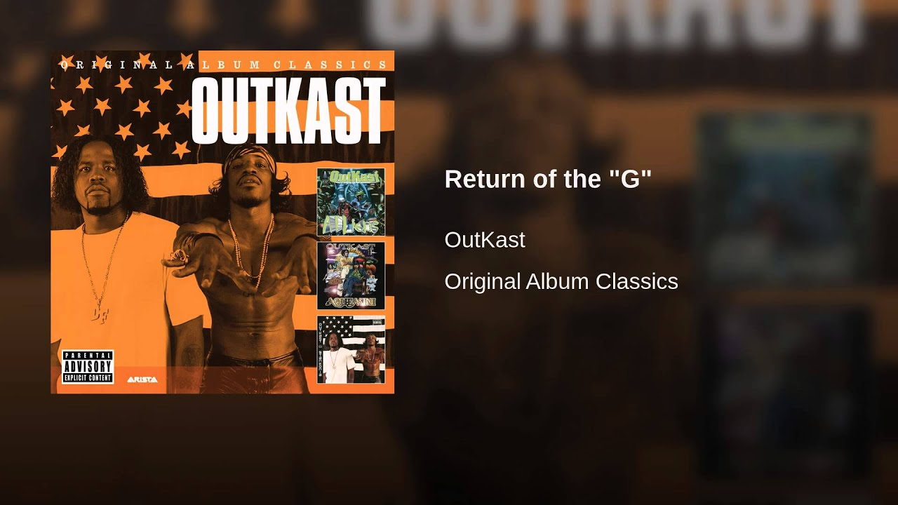 Outkast 13th Floor Growing Old