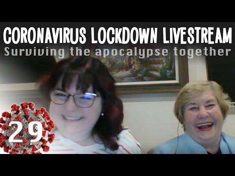 Coronavirus Lockdown Livestream 29 - June 6, 2020