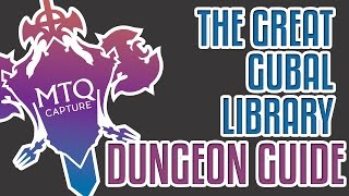 the great gubal library dungeon guide ffxiv heavensward