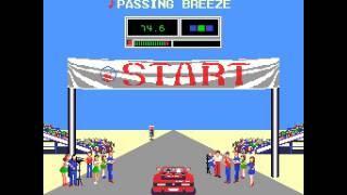 MSX Longplay [042] Out Run (MSX2)