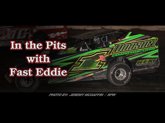 In the Pits with Fast Eddie Willy Decker