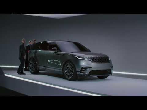 Range Rover Velar - Milan Design Week