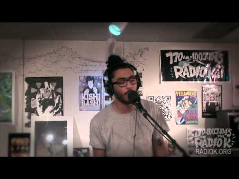 """Milo - """"Budlong Woods and Xergiok's Chagrin"""" (Live on Radio K)"""