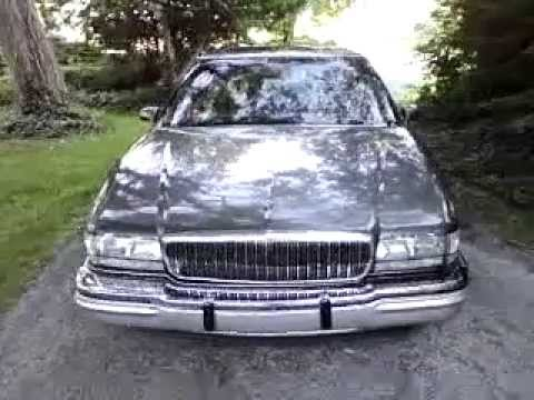 1996 buick park avenue ultra supercharged youtube. Black Bedroom Furniture Sets. Home Design Ideas