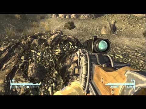 Fallout New Vegas: Missing Laser Pistol - Asurekazani