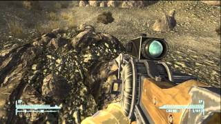 Fallout New Vegas Missing Laser Pistol