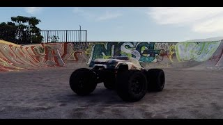 Losi® LST XXL2-E RTR 1/8 Electric 4WD MT AVC - BRUTAL
