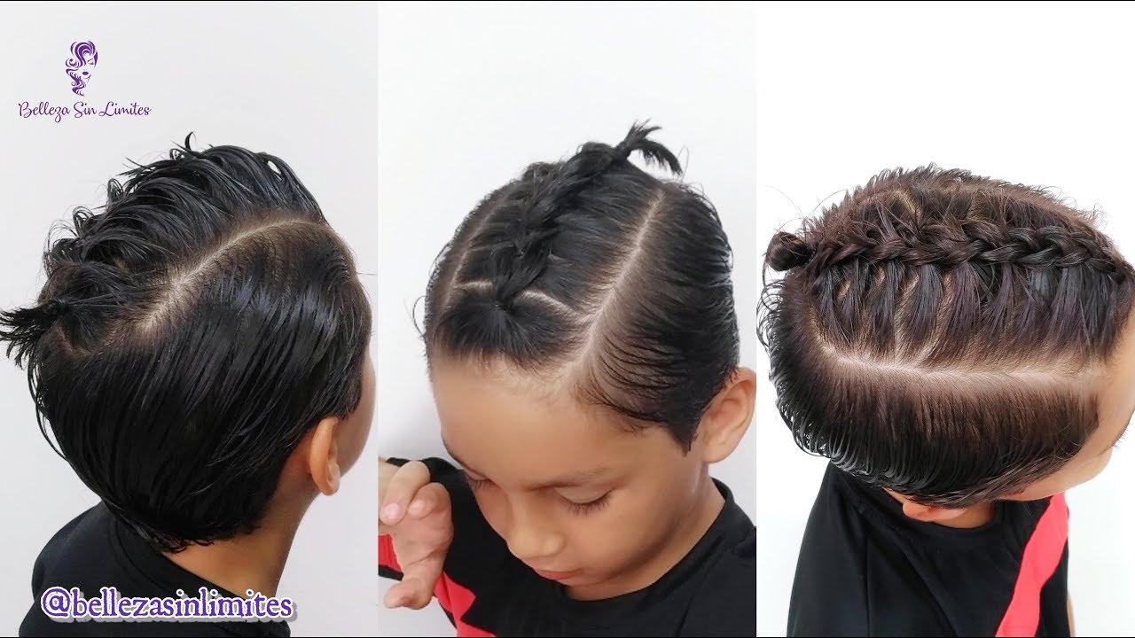 Trenzas para hombres de pelo corto