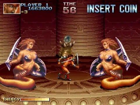 クロスブレイズ / Blade Master Roy Hard Nomiss ALL Part 3 Of 3