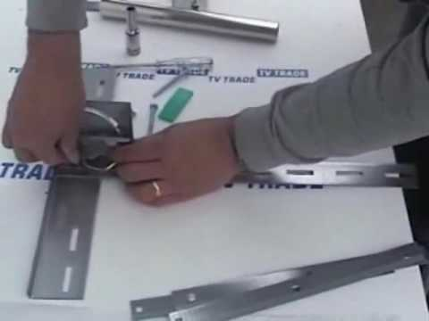 How To Mount A Tile clamp on a roof