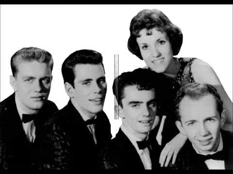 SKYLINERS - WITH ALL MY HEART AND SOUL - UNRELEASED ACAPPELLA - 1958