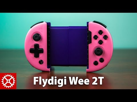 Flydigi Wee 2T - The BEST Mobile Game Controller For Android Smartphones