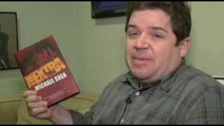 Patton Oswalt reads THE EXTRA by Michael Shea Book Trailer