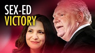 Tanya Granic Allen: Ford's sex-ed repeal is a victory for families