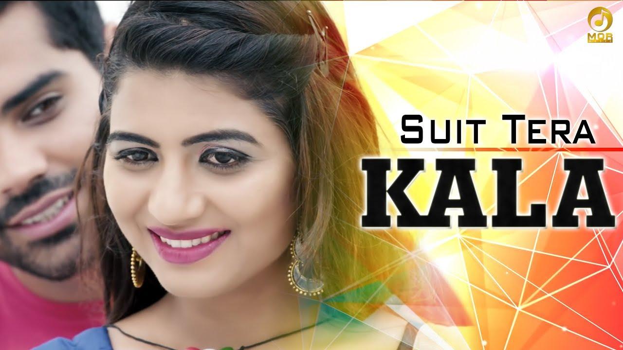 Suit Tera Kala    Sonika Singh & Kapil Dagar    Nippu Neppewala   New Haryanvi Song 2018   Mor Music
