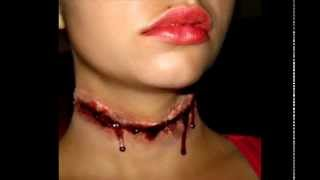 Halloween Series 2011: Slit Throat Makeup Tutorial