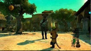 Ps3 Game: Puss In Boots P14