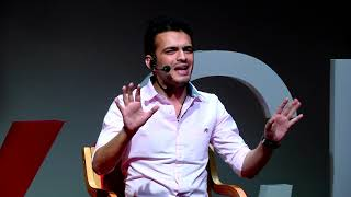 I Break the Barrier | Prateek Khandelwal | TEDxCMRIT