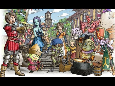 New to Dragon Quest - 2018 Guide on Where to Begin