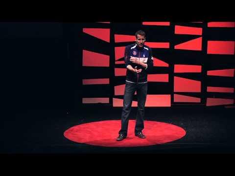 Inside the Heart of an Olympian | Hunter Kemper | TEDxWakeForestU