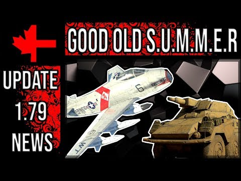 War Thunder - Good Old S.U.M.M.E.R. Event