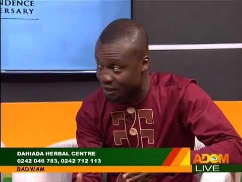 Dahiada Herbal Centre - Badwam on Adom TV (15-3-18)