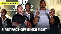 Andy Ruiz & Anthony Joshua Face-Off For First Time Since First Fight