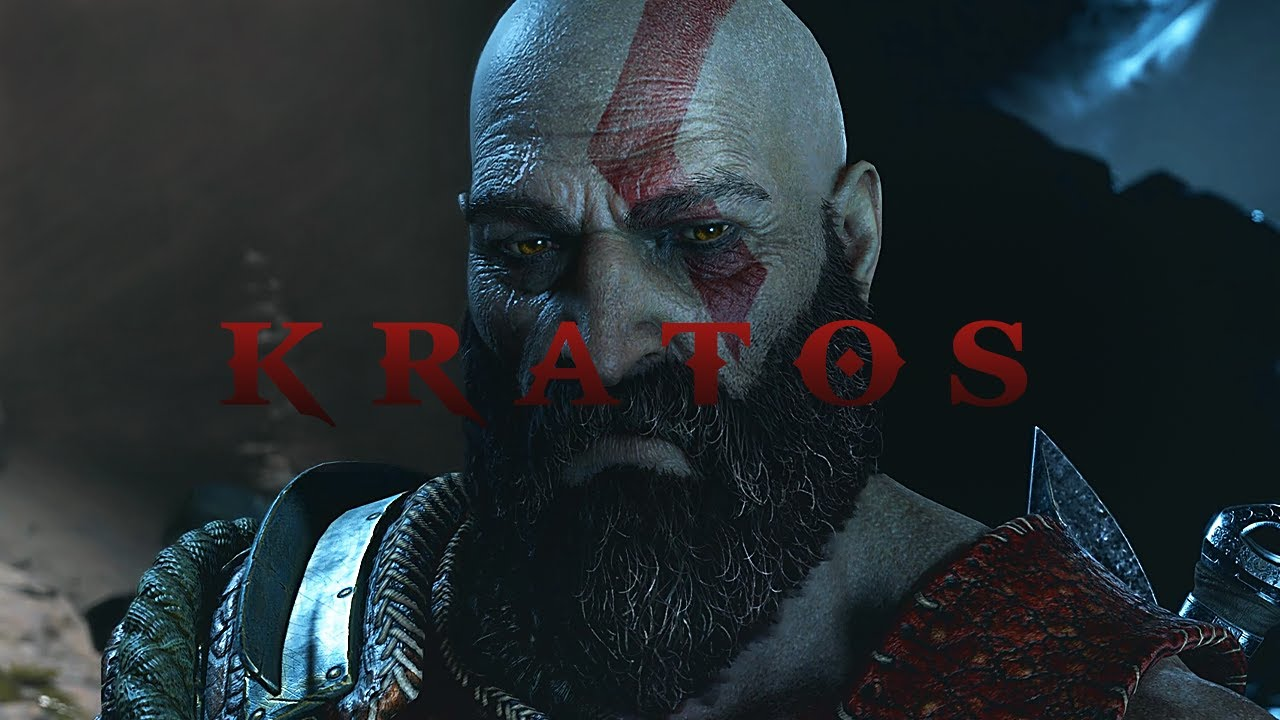 Download GOD OF WAR   Kratos