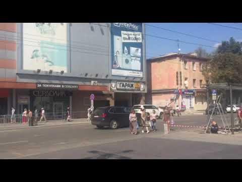 В Воронеже могут вернуть зебру у «Атмосферы»