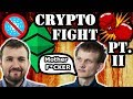 The Untold Story. You Won't Believe What Charles Did! Shady ICO & Delayed Product Due To $ETC