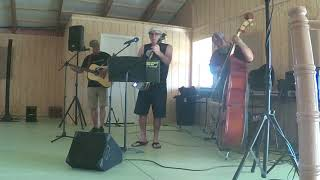 Shenandoah Spirits Bluegrass Band...Rock Top cover (Osborne Bros.)
