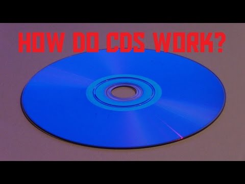 How does a CD work? (AKIO TV)
