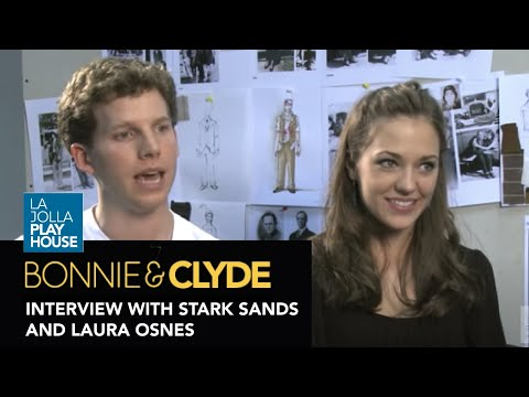 Bonnie & Clyde: Interview with Stark Sands and Laura Osnes
